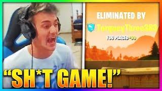 5 YouTubers First Ever Fortnite Games! (Ninja, DanTDM, Myth, Ali-A, Dakotaz)