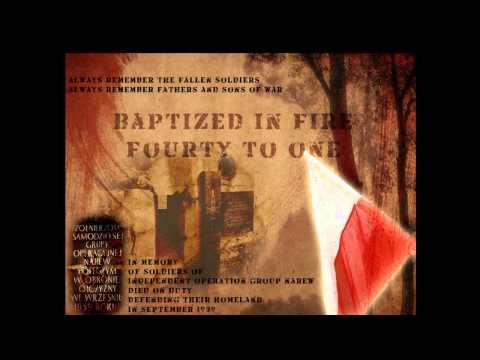 Tekst piosenki Sabaton - 40:1 (polska wersja) po polsku