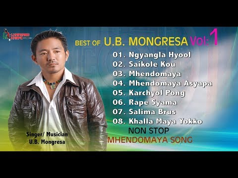 (BEST OF UB MONGRESA VOL 1 Non Stop Mhendomaya Songs - Duration: 1 hour, 4 minutes.)