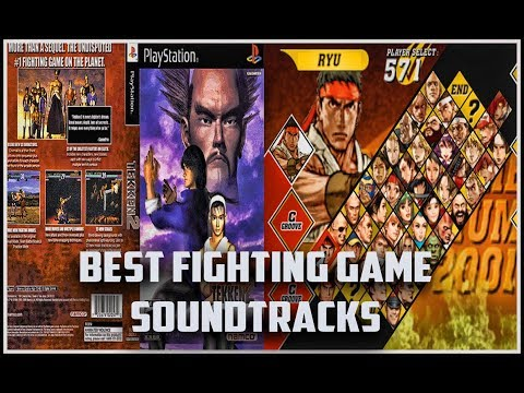 Best Soundtracks In Fighting Games