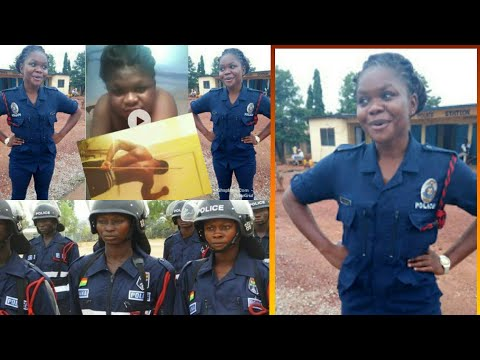 Female Police Officer in A.T.O.P.A v!deo gives Expl0s!ve Details on How..