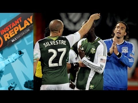 Video: Instant Replay - Alan Gordon Red, McInerney Goal Called Back