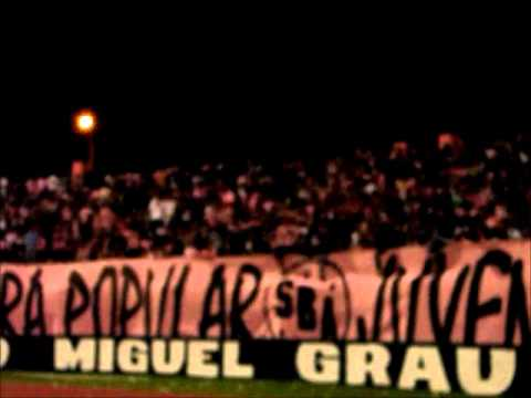 Noche Rosada 1.wmv - Barra Popular Juventud Rosada - Sport Boys
