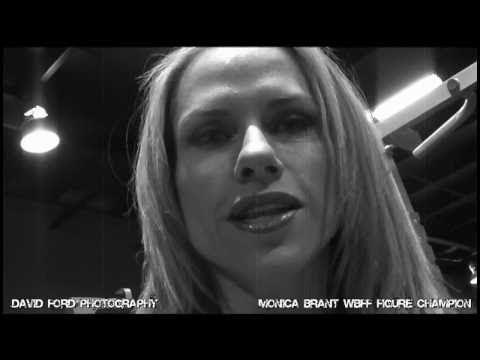 Моника Брант - фотосессия для Status Fitness Magazine