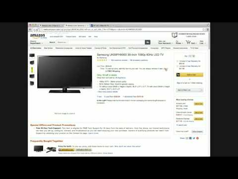 amazon 39 inch led tv 1080p