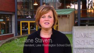 2019 Capital Project Levy, Lake Washington School District