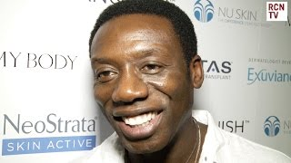 Hakeem Kae-Kazim On Red Carpet News Tv