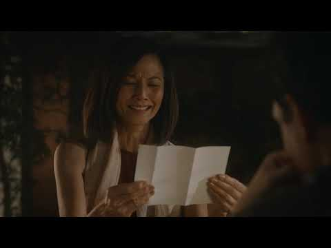 Cobra Kai Season 3 - Kumiko Reads Mr. Miyagi's Final Letter To Daniel