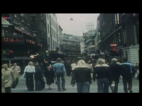 СССР ТВ   Международная панорама  1976 год Демонстрация в Дании за выход из Общего рынка (видео)