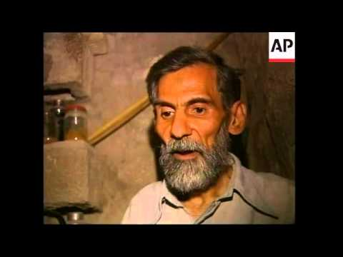 Man sought by Saddam's regime comes out of hiding after 21 years