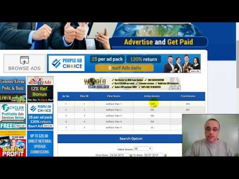 Video My Paying Ads How to win $ 1,000 a day 29/7/2015 download in MP3, 3GP, MP4, WEBM, AVI, FLV January 2017