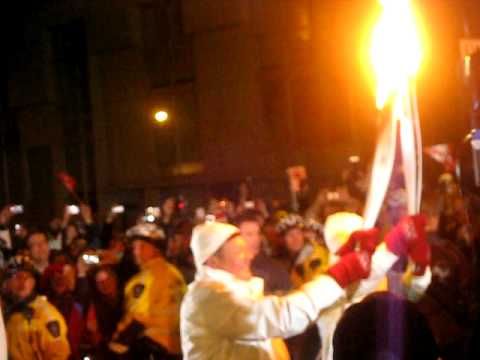 Michael Bublé - The Torchbearer (Vancouver 2010 Olympic Winter Games)