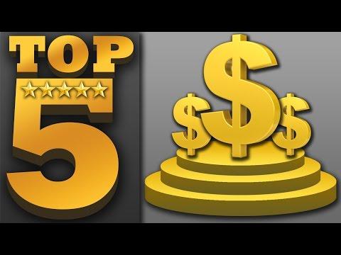 Top 5 Ways To Make Money Online FAST (Get FREE Money Online)