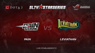 Leviathan vs paiN, game 1