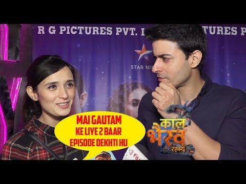 Kaal Bhairav Rahasya 2 : Gautam Rode's Wife Pankhuri Awasthy's CUTE Comment On His Show