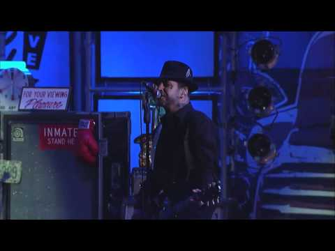 machine gun blues - Social Distortion perform 