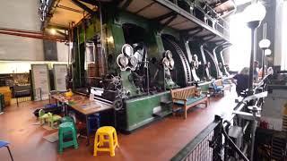 Download Lagu Kempton Park  Big Triple Steam Engine Starting Mp3