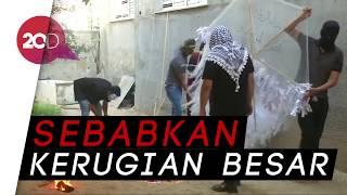 Video Israel Direpotkan oleh Layang-layang Pejuang Palestina MP3, 3GP, MP4, WEBM, AVI, FLV Februari 2019