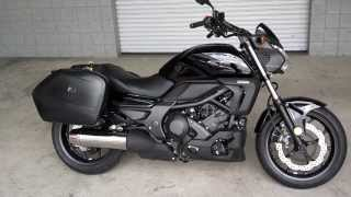 5. 2014 Honda CTX700N SaddleBags - Honda Genuine Accessories at Honda of Chattanooga