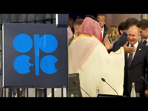 Russland und Saudi-Arabien – OPEC & OPEC+ legen niedr ...
