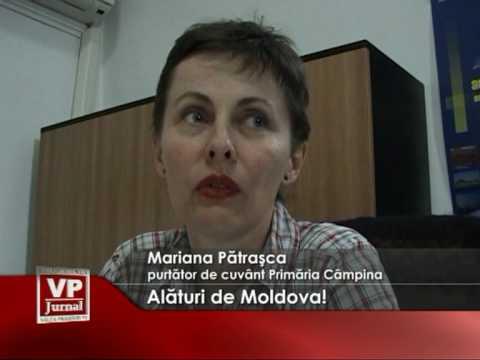 Alături de Moldova!