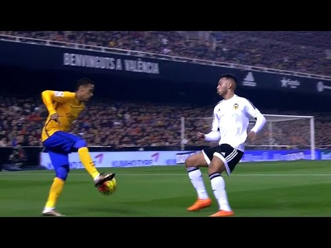 Neymar Vs Valencia(Away)HD 1080i |La Liga BBVA| (05/12/15)