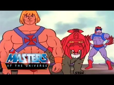 He Man Official   The Curse of the Spellstone   He Man Full Episode   Videos For Kids