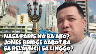 Update sa renovation ng Jones Bridge ni Mayor ISKO