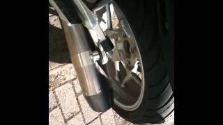 5. BMW R1200R HP Corse exhaust