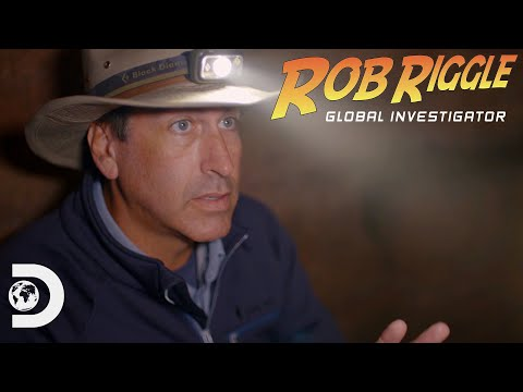Is the Holy Grail in Scotland? | Rob Riggle: Global Investigator