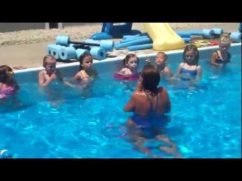Swim Lessons / Classes at Patti's All-American Gymnastics