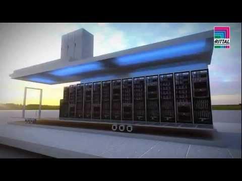 Rittal Modular Data Center Container