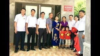 Khánh thành, bàn giao nhà đại đoàn kết tại phường Nam Khê và Bắc Sơn
