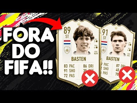 ❌ VAN BASTEN FORA DO FIFA 20 - ENTENDA O MOTIVO 🔥💥 || LINKER ||