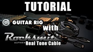 Rocksmith Cable to Guitar Rig Download ASIO 4 ALL: http://tippach.business.t-online.de/asio4all/downloads_1/ASIO4ALL_2_10_Deutsch.exe ...