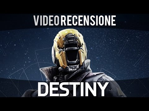 Destiny - Video Recensione - PS4 - Gameplay ITA HD