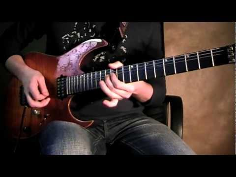 John Petrucci - Lost Without You (Cover By Vladimir Shevyakov)