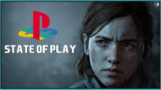 PlayStation Announces State of Play - NEW PLAYSTATION DIRECT MONDAY?