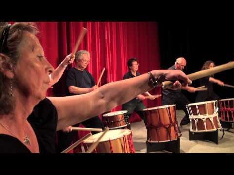 Arran Taiko Drummers