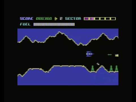Commodore 16/Plus4 - Skramble - Longplay