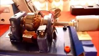 MOTOR Y GENERADOR CASERO - USAT