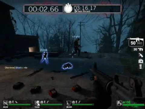Left 4 Dead Survival Mode