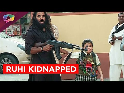 Who kidnapped Ruhi?