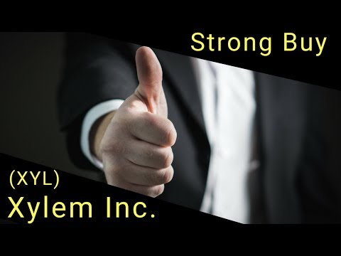 Video Xylem Inc. (XYL) is a Strong Buy download in MP3, 3GP, MP4, WEBM, AVI, FLV January 2017