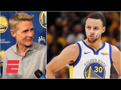 Video: Steph Curry's 'got a skill set you can't fathom' - Steve Kerr | NBA on ESPN