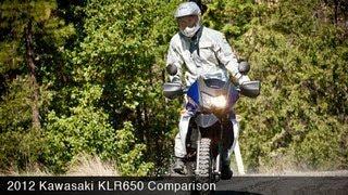9. MotoUSA Comparison: 2012 Kawasaki KLR650