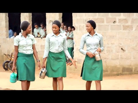 THE NEW GIRL IN MY CLASS IS A WITCH - 2018 Latest Nollywood African Nigerian Full Movies