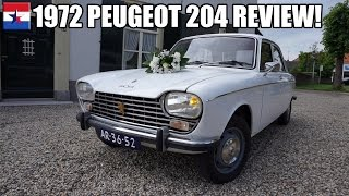 1972 Peugeot 204 // Review by The Dutch Texan