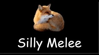 About to start streaming the Silly Melee Tourney CPU Tourney again.