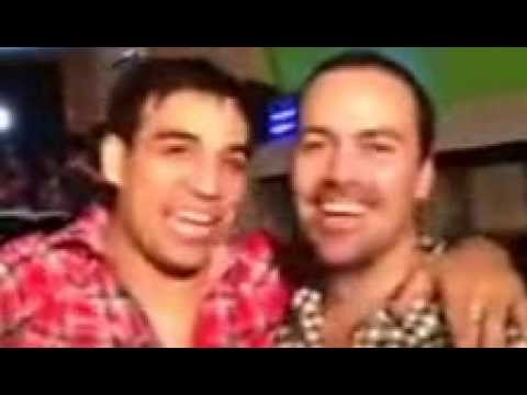Lucho y Neno palpitan el baile de esta noche